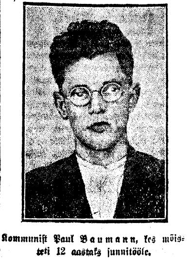 esmaspaev-piltidega-nadalleht-nr-37-15-september-1930-kommunist-paul-baumann